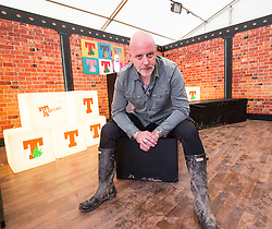 Geoff Ellis, CEO of DF Concerts, on Saturday 9/6 at T in the Park 2016, Strathallan Castle, Perthshire.