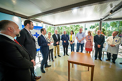 Porto Alegre, RS – 18/12/2019: Prefeitura firma acordo com instituições para atenção primária. Foto: Jefferson Bernardes/PMPA