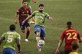 MLS-Real Salt Lake at Seattle Sounders-Oct 8, 2020