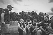 June 9, 2019<br /> Ravens Rise 7 on 7 football tournament at Tuscarora High School in Frederick, MD.
