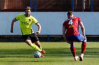 Harry Cardwell. Aldershot Town FC 1-2 Stockport County FC. Vanarama National League. The EBB Stadium. 2.4.21