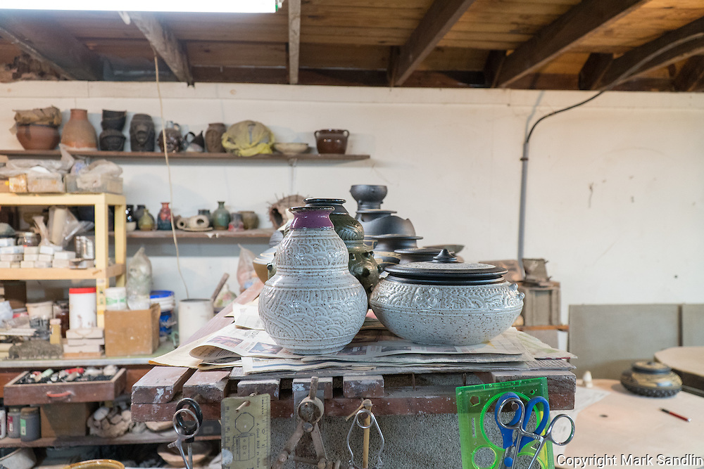 Charles Smith Pottery, Mobile, Al