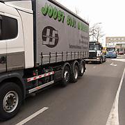 Vrachtwagen Nieuweroordrit 2003 door Huizen