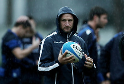 November 20, 2018 - Rome, Italy - Rugby Italy training - Cattolica Test Match.Assistant coach Mike Catt at Giulio Onesti Sport Center in Rome, Italy on November 20, 2018. (Credit Image: © Matteo Ciambelli/NurPhoto via ZUMA Press)