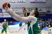 Fesenko<br />Betaland Capo d'Orlando - Sidigas Avellino <br />Campionato Basket Lega A 2017-18 <br />Capo d'Orlando 22/04/2018<br />Foto Ciamillo-Castoria