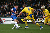 Michael Raynes. Stockport County FC 1-2 Colchester United FC. Coca-Cola League 1. 18.8.08