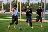 Marea's Football Pitch