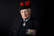 Mcc0061428 . Daily Telegraph<br /> <br /> Telegraph Magazine<br /> <br /> D Day Veterans<br /> <br /> Brian Stewart CMG, served as a Lieutenant in the 1st Battalion Tyneside Scottish, The Black Watch and was  second in command of an anti tank platoon in Normandy . On 1st July 1944 he was seriously wounded and evacuated after his half dozen six pounder guns destroyed 12 German tanks during the battle of Rauray .<br /> His son Rory Stewart is a former diplomat and now a Conservative MP in Cumbria .<br /> <br /> Crief, 29 April 2015