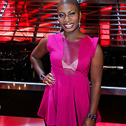 NLD/Amsterdam/20121130 - 4e liveshow The Voice of Holland 2012, Maame Joses