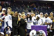 2018 NCAA Division 1 Women's Basketball  National Championship,  Notre Dame vs.Mississippi St.