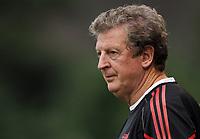 Liverpools Trainer Roy Hodgons. © Melanie Duchene/EQ Images