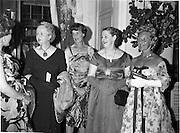 06/06/1962<br /> 06/06/1962<br /> 06 June 1962<br /> Royal Institution of Naval Architects Dinner at the Gresham Hotel, Dublin.