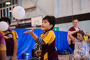 Northland Junior Disability Sports Day in association with Halberg Disability Sport Foundation and Parafed Northland. Wednesday 14 September 2016 ASB Leisure Centre, Whangarei. Copyright Photo: Jason Milich / www.photosport.nz