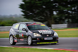 Jon Peerless pictured competing in the 750 Motor Club's Type-R Trophy. Image captured at Snetterton on July 19, 2020 by 750 Motor Club's photographer Jonathan Elsey