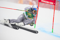 Alexis Pinturault of France competes during 1st run of Men's GiantSlalom race of FIS Alpine Ski World Cup 57th Vitranc Cup 2018, on March 3, 2018 in Kranjska Gora, Slovenia. Photo by Ziga Zupan / Sportida