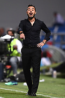 Roberto De Zerbi<br /> Reggio Emilia 30-09-2018 Mapei Stadium <br /> Football Calcio Serie A 2018/2019 Sassuolo - Milan Foto Matteo Gribaudi / Image Sport / Insidefoto