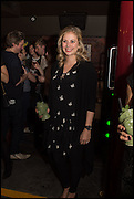 HOLLY BRANSON; Cahoots club launch party, 13 Kingly Court, London, W1B 5PW  26 February 2015