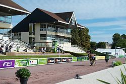Breda Bernie, (IRL), Master Mexico - Horse Inspection Para Dressage - Alltech FEI World Equestrian Games™ 2014 - Normandy, France.<br /> © Hippo Foto Team - Jon Stroud<br /> 25/06/14