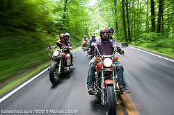 Led Sled ride, Smoky Mts, TN. 2010<br /> <br /> Limited Edition Print from an edition of 30. Photo ©2010 Michael Lichter.