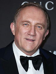 LOS ANGELES, CA, USA - NOVEMBER 03: 2018 LACMA Art + Film Gala held at the Los Angeles County Museum of Art on November 3, 2018 in Los Angeles, California, United States. 03 Nov 2018 Pictured: Francois-Henri Pinault. Photo credit: Xavier Collin/Image Press Agency/MEGA TheMegaAgency.com +1 888 505 6342