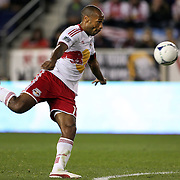 Thierry Henry, New York Red Bulls, in action during his Man of the Match performance during the New York Red Bulls V Toronto FC  Major League Soccer regular season match at Red Bull Arena, Harrison. New Jersey. USA. 29th September 2012. Photo Tim Clayton