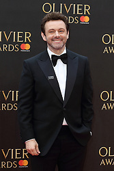 April 8, 2018 - London, UK - London, UK. Michael Sheen at The Olivier Awards 2018 at the Royal Albert Hall, Kensington Gore, London on Sunday 08 April 2018.Ref: LMK73-J1865-090418.Keith Mayhew/Landmark Media.WWW.LMKMEDIA.COM  (Credit Image: © Keith Mayhew/Landmark Media/Newscom via ZUMA Press)