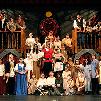Beauty and the Beast Norwood High 2005