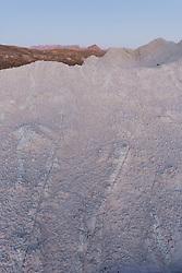 Volcanic tuff  Tuff Canyon, Big Bend National Park, Texas, USA.