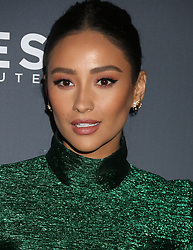 December 9, 2018 - New York City, New York, U.S. - Model SHAY MITCHELL attends the 12th Annual CNN Heroes: An All-Star Tribute held at the American Museum of National History. (Credit Image: © Nancy Kaszerman/ZUMA Wire)