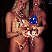 Introductie nieuw Baja drankje in Baja Beach Club