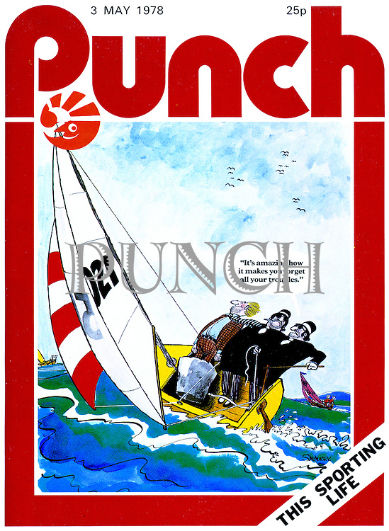 Punch cover 3 May 1978