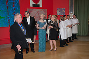 LADY JUDGE, Royal Academy of Arts Annual dinner. Piccadilly. London. 29 May 2012.