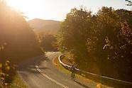 Blue Ridge Parkway cycling