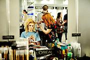 Duyos in Mercedes-Benz Fashion Week Madrid 2013