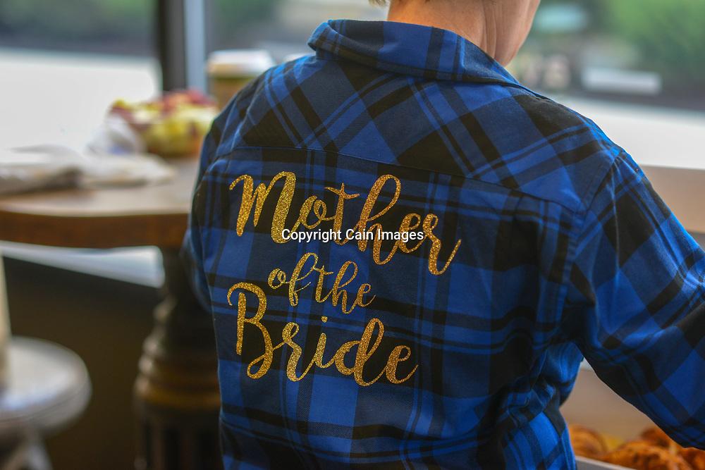 Natalie & Sam's wedding and reception Friday, January 04, 2019 at Barn on Bridge in Collegeville, Pennsylvania.