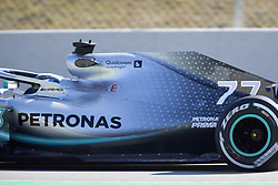 February 18, 2019 - Barcelona, Catalonia, Spain - Valtteri Bottas (Mercedes AMG Petronas Motosport) during the winter test days at the Circuit de Catalunya in Montmelo (Catalonia), February 18, 2019. (Credit Image: © Fernado Pidal/NurPhoto via ZUMA Press)