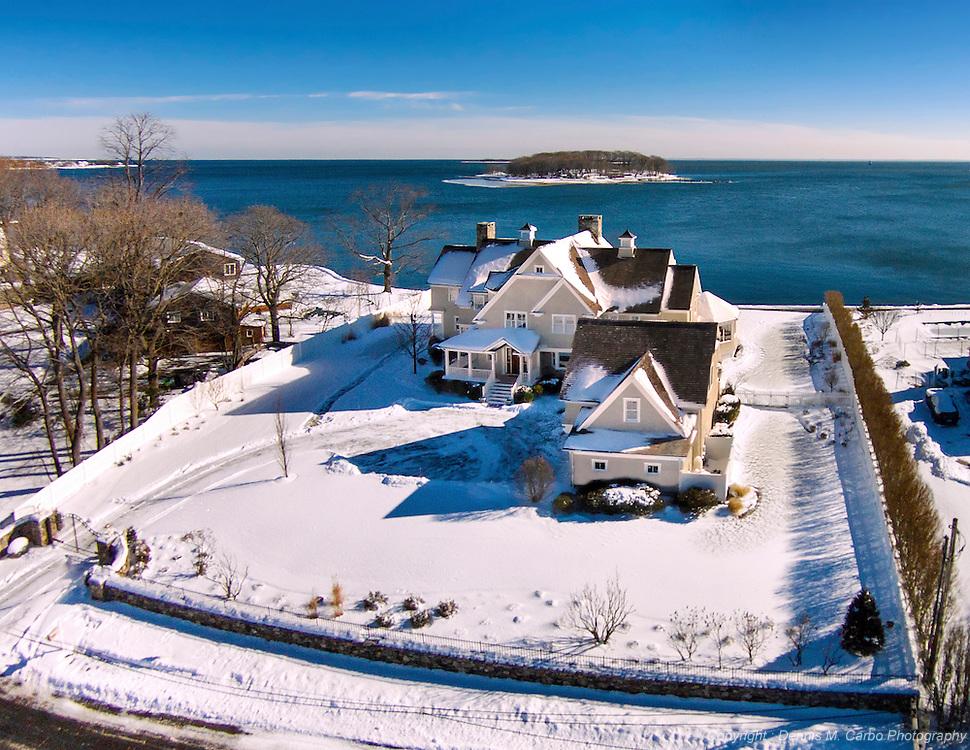 14 Shorehaven Rear View