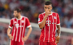 01.08.2017, Allianz Arena, Muenchen, GER, Audi Cup, FC Bayern Muenchen vs FC Liverpool, im Bild Corentin Tolisso (FC Bayern Muenchen) // during the Audi Cup Match between FC Bayern Munich and FC Liverpool at the Allianz Arena, Munich, Germany on 2017/08/01. EXPA Pictures © 2017, PhotoCredit: EXPA/ JFK