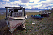 Boats, Burwash, Alaska<br />