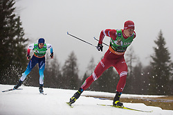 BOLSHUNOV Alexander (RUS) during the Man sprint free race at FIS Cross Country World Cup Planica 2019, on December 21, 2019 at Planica, Slovenia. Photo By Peter Podobnik / Sportida