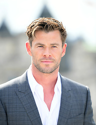 Chris Hemsworth attending a photocall for Avengers: Endgame, at the Corinthia in London.