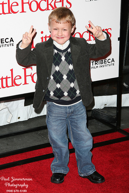15 December 2010 - New York, NY - Colin Baiocchi.  The world premiere of 'Little Fockers' at Ziegfeld Theatre on December 15, 2010 in New York City. Photo Credit: Paul Zimmerman/AdMedia