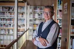 Portrait of prof. dr. Vinko Potocnik, Slovenian theologist, sociologist and psychologist, in Maribor, on October 1st, 2019 in Slovenia. Photo by Milos Vujinovic / Sportida