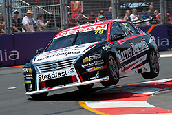 October 19, 2018 - Gold Coast, QLD, U.S. - GOLD COAST, QLD - OCTOBER 19: Simona De Silvestro in the Team Harvey Norman Nissan Ultima during Friday practice at The 2018 Vodafone Supercar Gold Coast 600 in Queensland on October 19, 2018. (Photo by Speed Media/Icon Sportswire) (Credit Image: © Speed Media/Icon SMI via ZUMA Press)