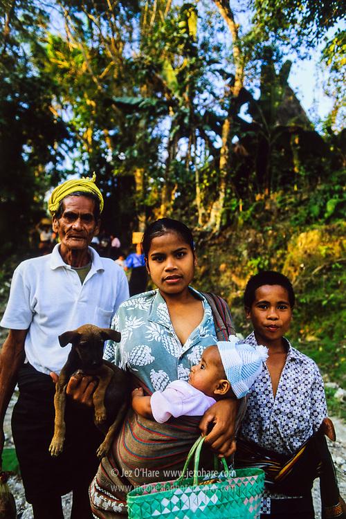 Sumba, Nusa Tenggara Timur, Indonesia.