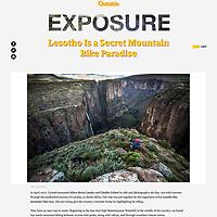 Outside Online, photo essay: Lesotho.