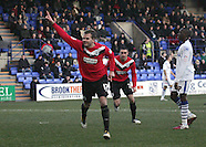 Tranmere Rovers v Huddersfield Town 280112