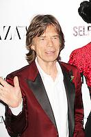 Mick Jagger, Harper's Bazaar Women of the Year Awards, Claridge's Hotel, London UK, 05 November 2013, Photo by Richard Goldschmidt