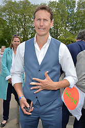 BRENDAN COLE at the 2016 RHS Chelsea Flower Show, Royal Hospital Chelsea, London on 23rd May 2016