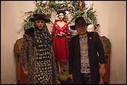 DANIEL LISMORE; SORAPOL CHAWAPHATNAKUL, Sorapol Ollin Atelier and Pret a Porter Presentation. Strand Gallery.  32 john Adam St. WC2. London. 20 February 2015